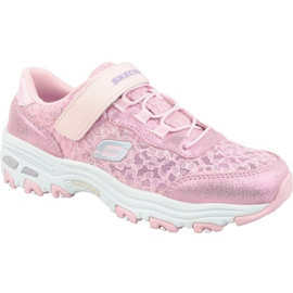 Skechers D'Lites Jr 664086L-LTPK shoes pink