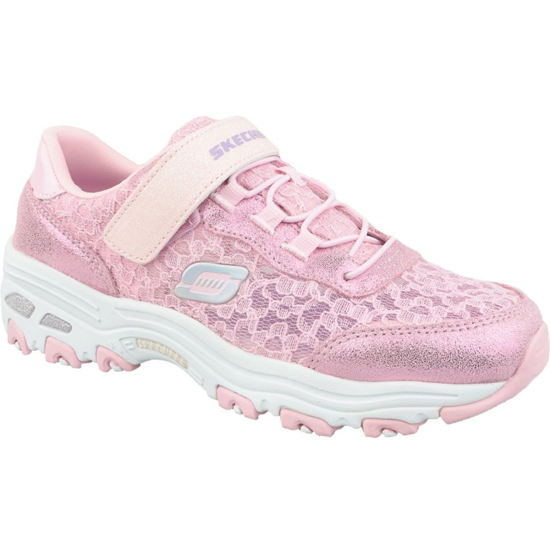 Skechers D'Lites Jr 664086L-LTPK shoes pink