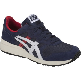 Asics navy Onitsuka Tiger Ally M 1183A029-400 shoes