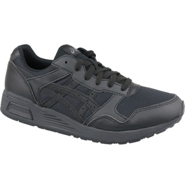 Black Asics Lyte-Trainer M 1201A009-001 shoes
