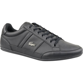 Lacoste Chaymon Bl M 737CMA009402H shoes black