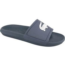 Navy Lacoste Croco Slide 119 1 M slippers 737CMA0018092
