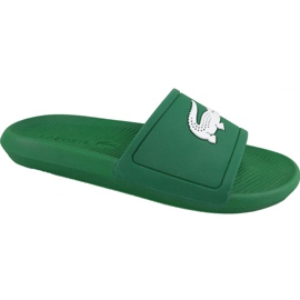 Lacoste Croco Slide 119 1 M slippers 737CMA00181R7 green