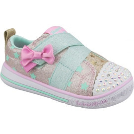 Skechers Twinkle Play Jr 20138N-GDMT shoes