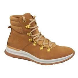 Brown Caterpillar Memory Lane shoes in P310659