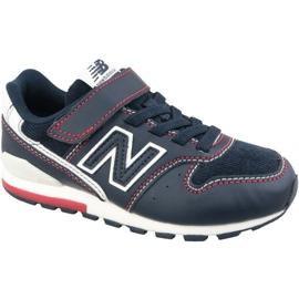 New Balance Jr YV996BB shoes black