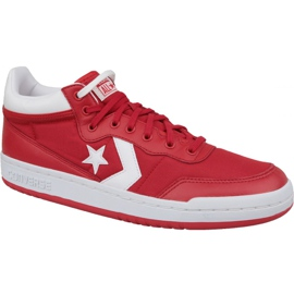 Converse Fastbreak 83 Mid M 156977C shoes red