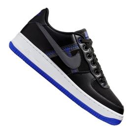 Black Nike Air Force 1 LV8 1 Jr AV0743-002 shoes
