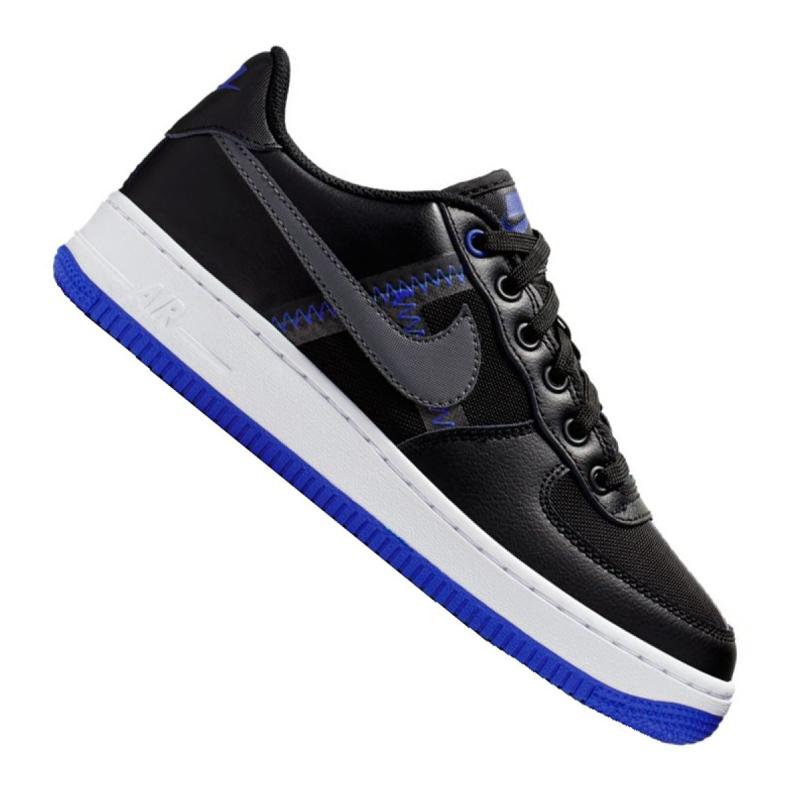 Nike Air Force 1 LV8 1 Jr AV0743-002 shoes black