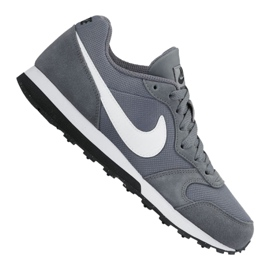 Grey Nike Md Runner 2 Gs Jr 807316-002 shoes