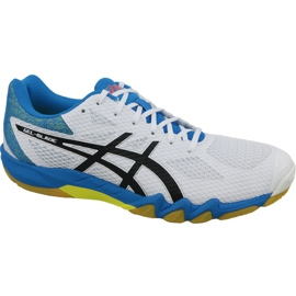 Asics Gel-Blade 7 M 1071A029-100 squash shoes
