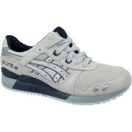 Grey Asics Gel-Lyte Iii M 1191A201-020 shoes