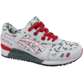 Asics Gel-Lyte Iii U 1191A251-100 shoes