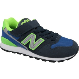 New Balance Jr YV996DN shoes blue multicolored