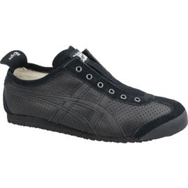 Asics Onitsuka Tiger Mexico 66 Slip-On M D815L-909 shoes black