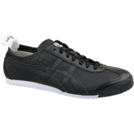 Asics black Onitsuka Tiger Mexico 66 U shoes 1183A443-001