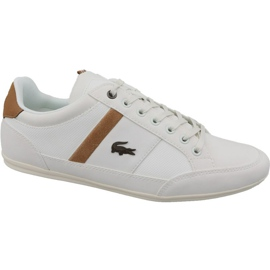Lacoste Chaymon 119 5 M 737CMA00082R2 shoes white