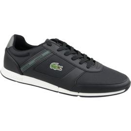 Shoes Lacoste Menerva Sport 119 1 M 737CMA0063237 black