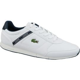 Lacoste Menerva Sport 119 2 M shoes 737CMA0064042 white