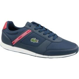 Lacoste Menerva Sport 119 2 M shoes 737CMA0064144 navy