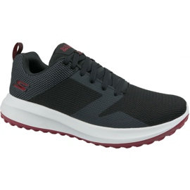 Black Skechers On The Go M 55330-BKW shoes