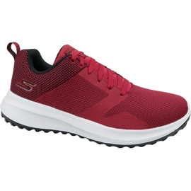 Red Skechers On The Go M 55330-RDBK shoes