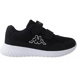 Black Kappa Cracker Ii Jr 260647K 1110 shoes