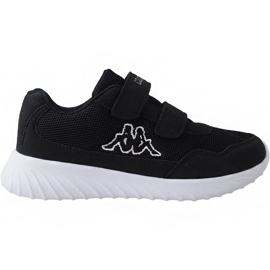 Kappa Cracker Ii Jr 260647K 1110 shoes black