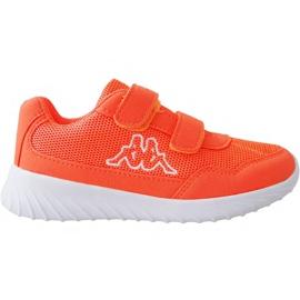 Orange Kappa Cracker Ii Jr 260647K 2910 shoes
