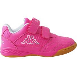Pink Kappa Kickoff Oc Jr260695K 2210 shoes