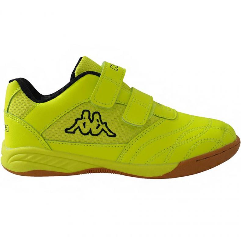 Kappa Kickoff Oc Jr 260695K 4011 shoes multicolored yellow