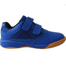 Kappa Kickoff Oc Jr 260695K 6011 shoes blue