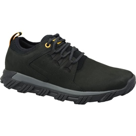 Caterpillar Electroplate Leather M P723551 shoes black