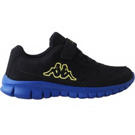 Black Kappa Follow Bc Kids 260634K 1160 shoes