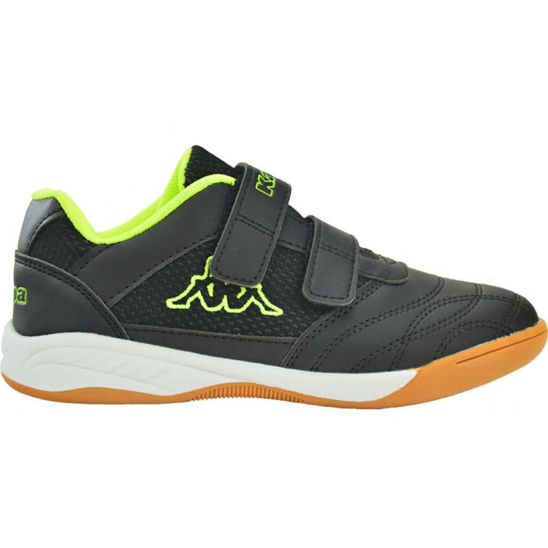 Kappa Kickoff Jr 260509T 1140 shoes black