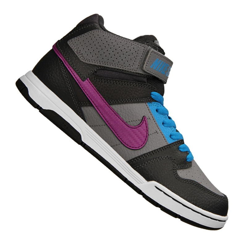 Nike Sb Mogan Mid 2 Gs Jr 645025-054 shoes multicolored