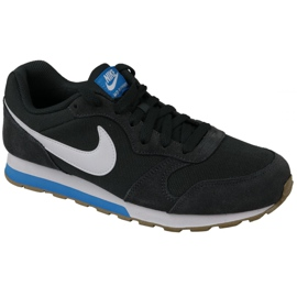 Nike Md Runner Gs W 807316-007 shoes black