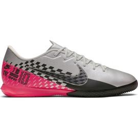 Nike Mercurial Vapor 13 Academy Neymar Ic M AT7994-006 indoor shoes grey grey