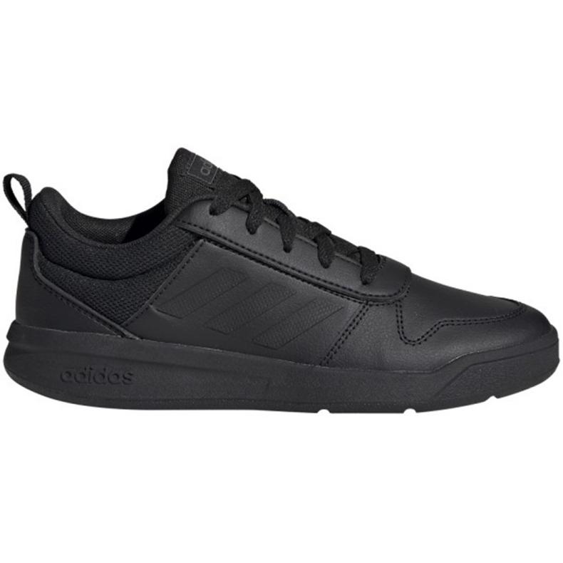 Adidas Tensaur Jr EF1086 shoes black