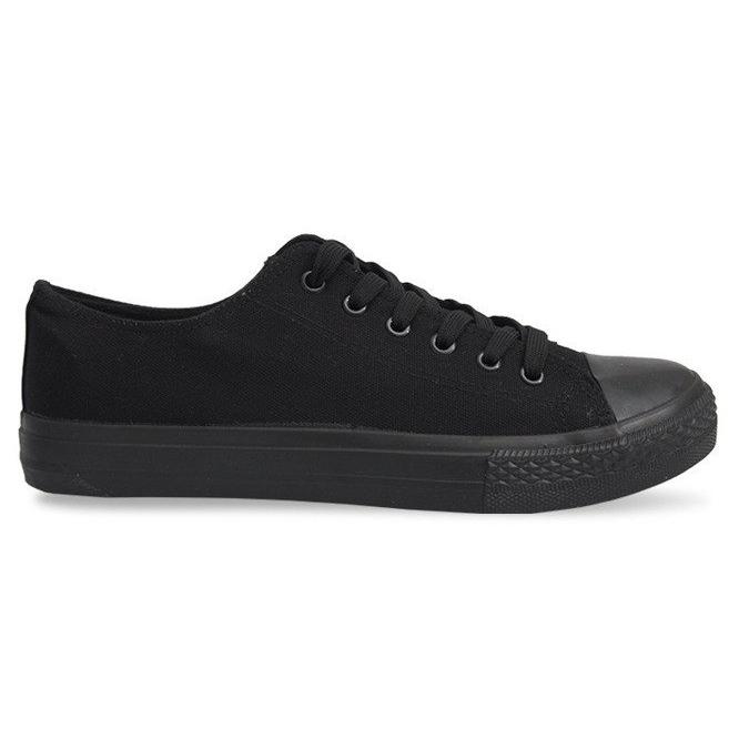 Sneakers Conwersy 15086 BLACK / BLACK
