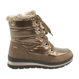 Boots brown membrane Caprice 26221