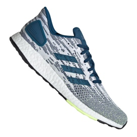 Grey Adidas PureBoost Dpr M B37789 shoes