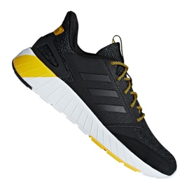 Black Adidas Questarstrike M G25770 shoes