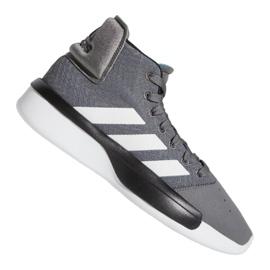 Adidas Pro Adversary 2019 M BB9190 shoes grey gray / silver