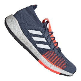 Multicolored Adidas PulseBOOST Hd m M F33933 shoes
