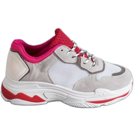 SHELOVET Laced Sport Shoes
