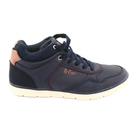 Lee Cooper men's shoes 19-29-032B navy blue