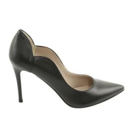 Kaniowski women's pumps 0226 black