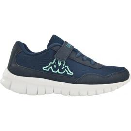 Kappa Follow K Jr 260604K 6737 shoes navy