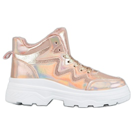 Seastar pink Insulated Sneakers